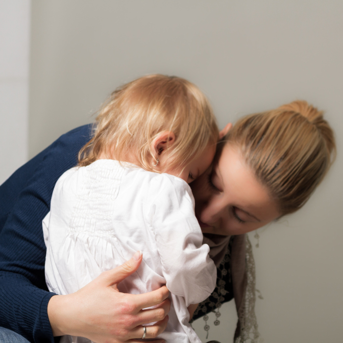 Separation Anxiety in Young Children - ChildrensMD