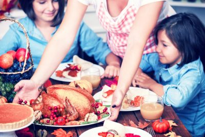 food allergies in the holiday season