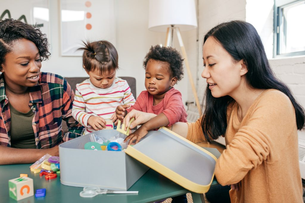 Setting Up a Special Time with Your Child - ChildrensMD