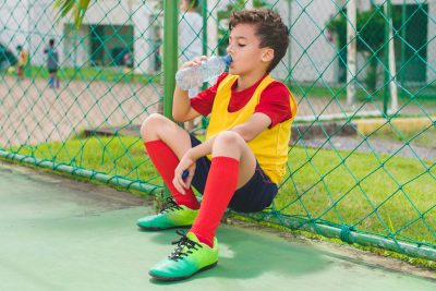 Keeping Your Young Athlete Hydrated