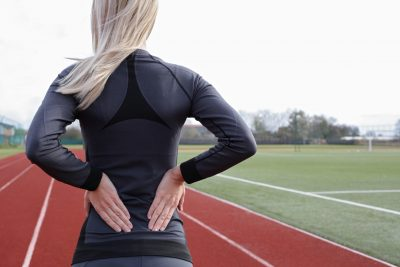 Back Pain in Young Athletes