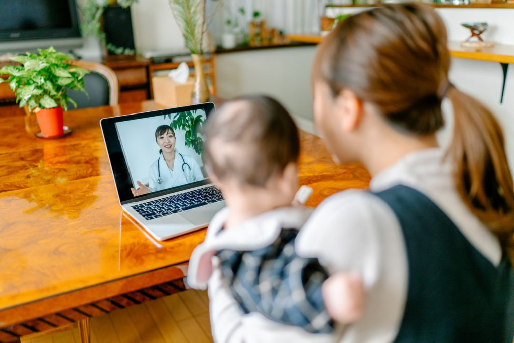 pediatric telemedicine visit